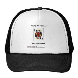 Victim Card Trucker Hat