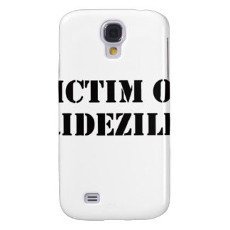 Victim of Bridezilla black HTC Vivid / Raider 4G Cover