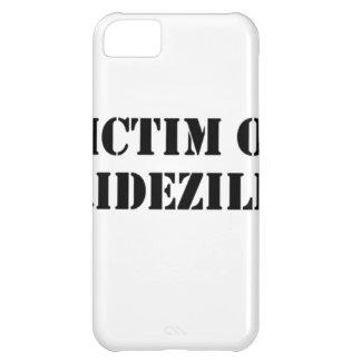 Victim of Bridezilla black iPhone 5C Cover