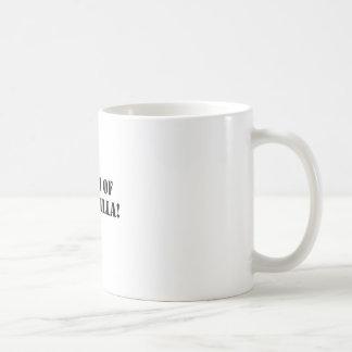 Victim of Bridezilla black Mugs