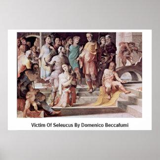 Victim Of Seleucus By Domenico Beccafumi Posters