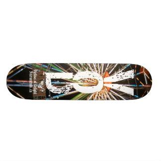 Victims of Delight board Custom Skateboard
