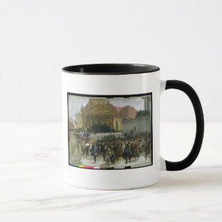 Victims of the March Revolution Mug