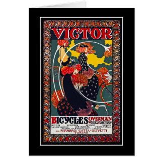 Victor Bicycles - William Bradley Card