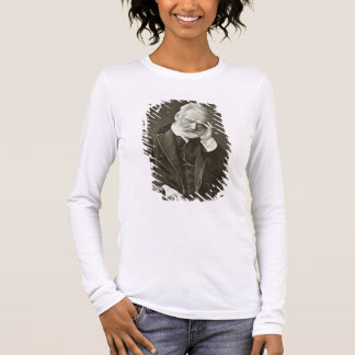 Victor Hugo (1802-85), from 'Galerie Contemporaine Long Sleeve T-Shirt