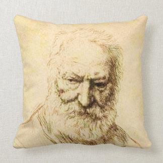 Victor Hugo par Alphonse Legros Cushion