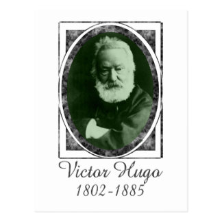 Victor Hugo Postcard