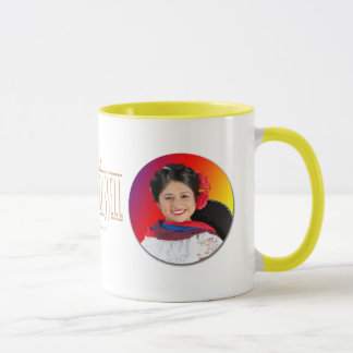 Victor Russell Pinup Mug - Sophie