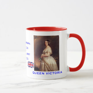 Victoria and Albert* Portrait Mug