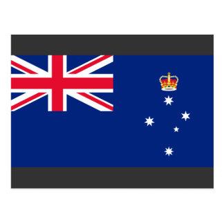 Victoria Australia, Australia Post Card