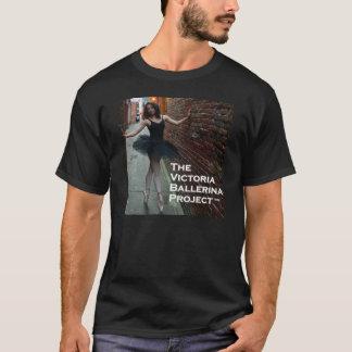 Victoria Ballerina Project men's T-shirt