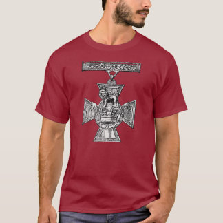 Victoria Cross For Valour T-shirt