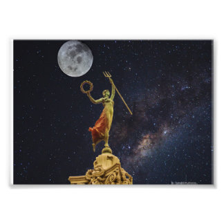 Victoria dances to celestial music photograph