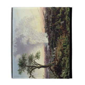 Victoria Falls at Sunrise, with 'The Smoke', or 'S iPad Folio Covers