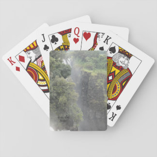 Victoria Falls Playing Cards