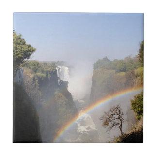 Victoria Falls Rainbow Ceramic Tile