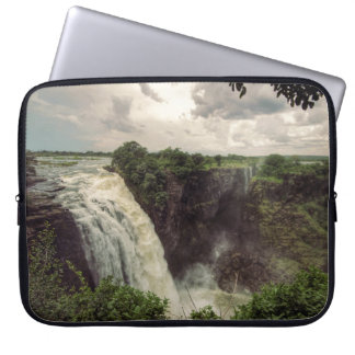 Victoria Falls: The Cataract Laptop Sleeves