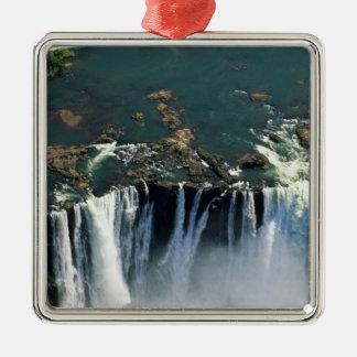Victoria Falls, Zambia to Zimbabwe border. The Metal Ornament