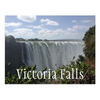 Victoria Falls, Zambia, Zimbabwe Postcard