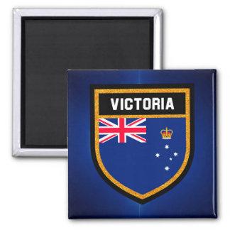 Victoria Flag Magnet