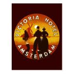 Victoria Hotel Amsterdam Postcards