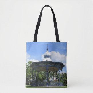 Victoria Park Bandstand Tote Bag