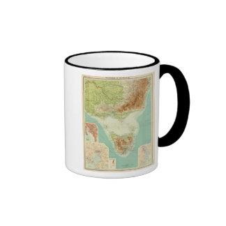Victoria & Tasmania Ringer Mug