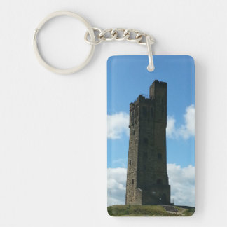 Victoria Tower Huddersfield Key Ring