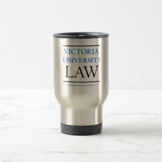 Victoria University Law School - Study Buddy Travel Mug