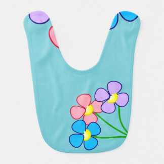 Victoria Westcoast Baby bib for girls