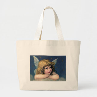 Victorian Angel Canvas Bags