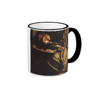 Victorian Art, Painter's Honeymoon by Leighton Ringer Mug