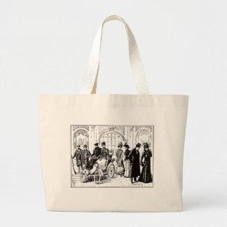 Victorian Canvas Bag