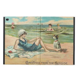 Victorian Beach Swimsuit Girl Powis iPad Air 2 Case