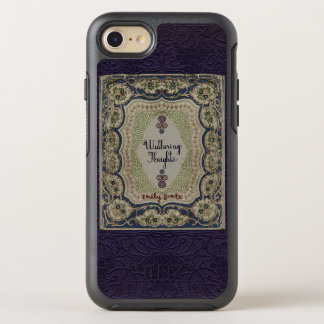 Victorian Book Binding Wuthering Heights OtterBox Symmetry iPhone 7 Case