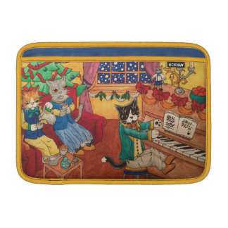 Victorian Christmas MacBook Sleeve