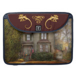 Victorian - Cranford, NJ - Only the best things Sleeve For MacBooks