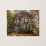 Victorian - Cranford, NJ - Only the best things Jigsaw Puzzle