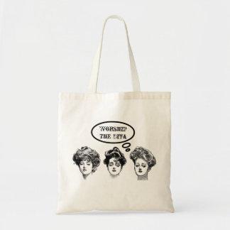 Victorian Divas Tote Bags