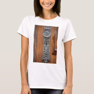 Victorian Doorknob and keyhole T-Shirt