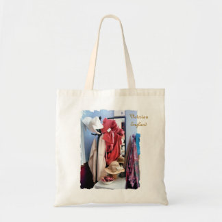VICTORIAN ENGLAND CANVAS BAGS