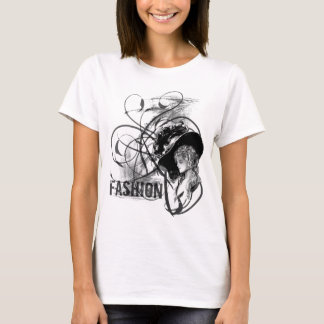 Victorian Fashion T-Shirt