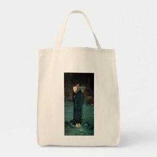 Victorian Fine Art, Circe Invidiosa by Waterhouse