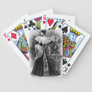 Victorian Grace Playing Cards
