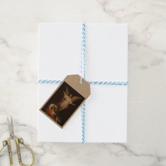 Victorian Guardian Angel Gift Tags