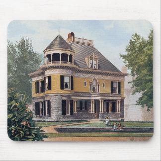 Victorian House Mousepad #4