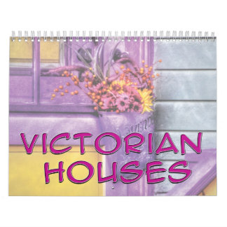 Victorian Houses Wall Calendars
