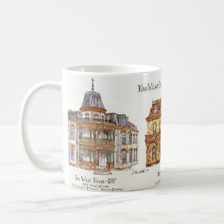 Victorian King William Street Coffee Mug