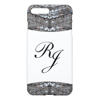 Victorian Lace Morning Monogram plus iPhone 8 Plus/7 Plus Case