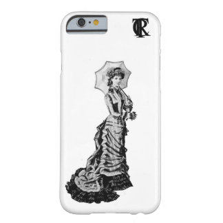 Victorian Lady 1879 iPhone case